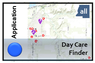 Application Daycare Finder