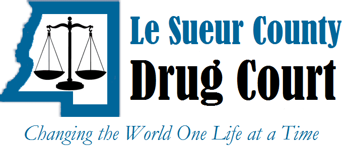 Le Sueur County Drug Court Changing the World One Life at a Time